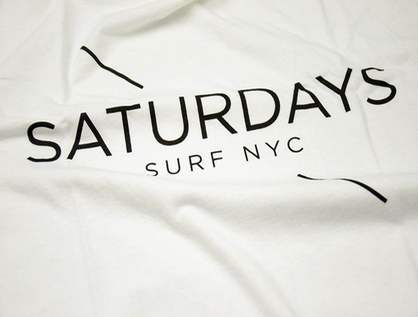 【SATURDAYS SURF NYC 16AW,】