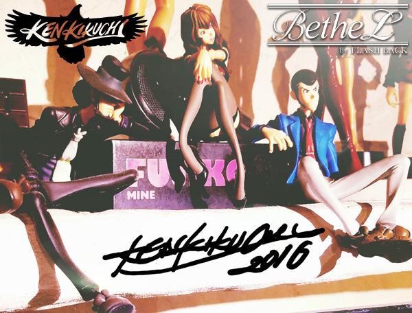 【KEN KIKUCHI×BetheL 2016 X'mas Limited,】