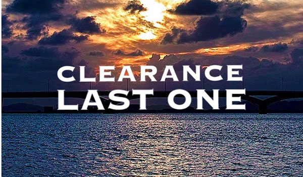 【CLEARANCE SALE LAST ONE,】